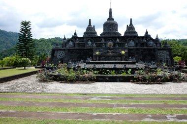 Boudda monastery in Bali