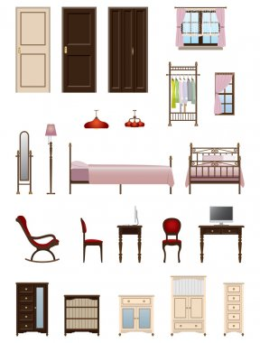 Woman room