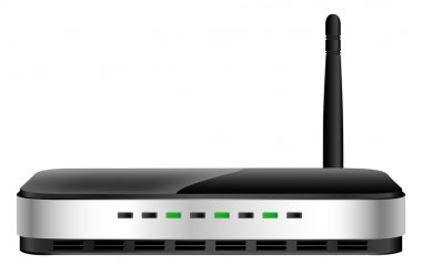 Vector wireless router