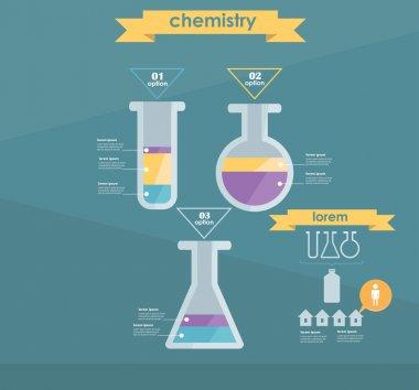 Infographic. chemistry