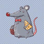 Dicke Maus