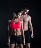 Fotografie Fitness-Porträt
