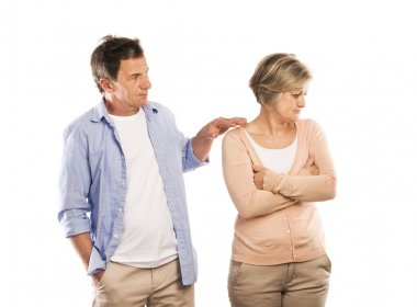 Husband tries to reconcile with wife