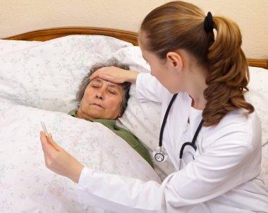 Body temperature check up