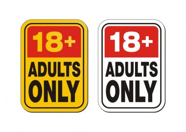 18 plus for adults only