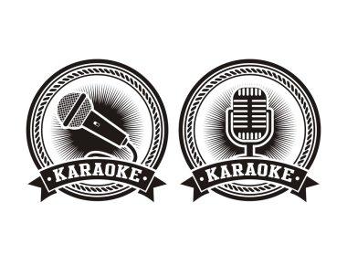 Karaoke badges