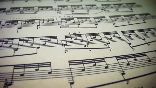 hudební notace