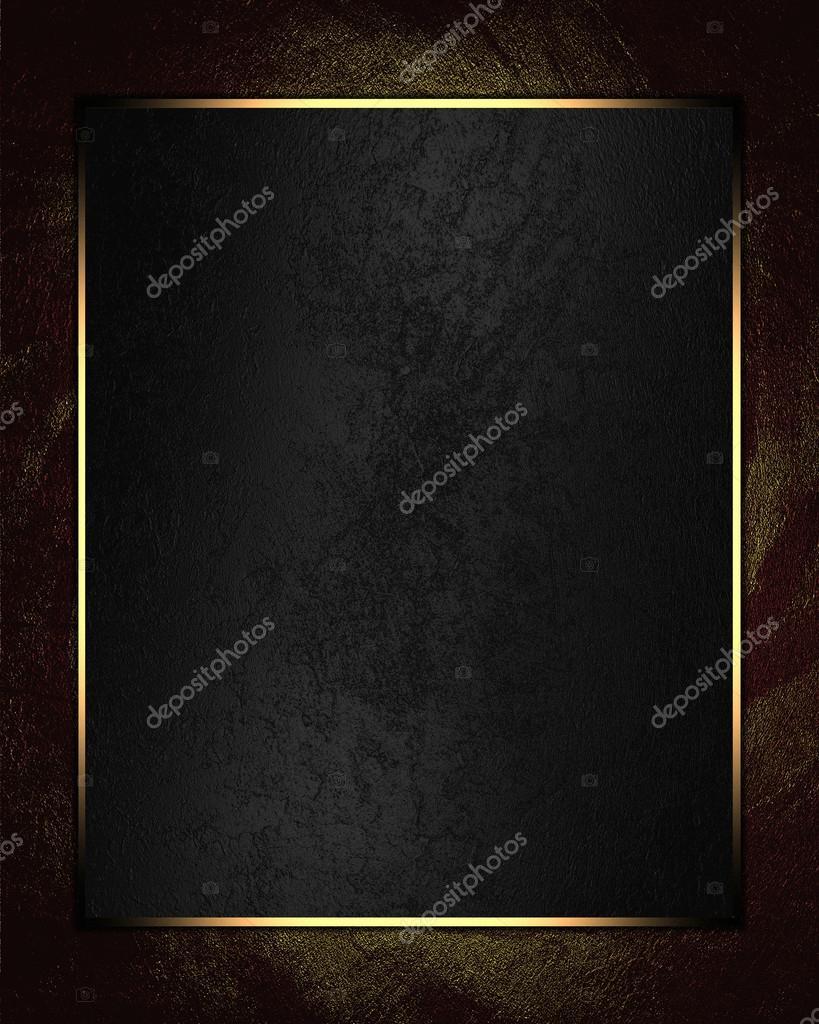 textura rojo con negro placa de identificación. plantilla de diseño ...
