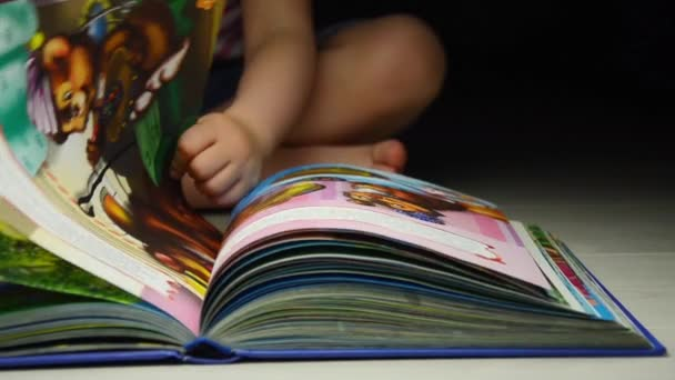 Obracející knihy pro děti
