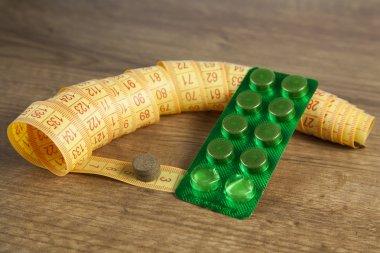 Diet pills - (series)