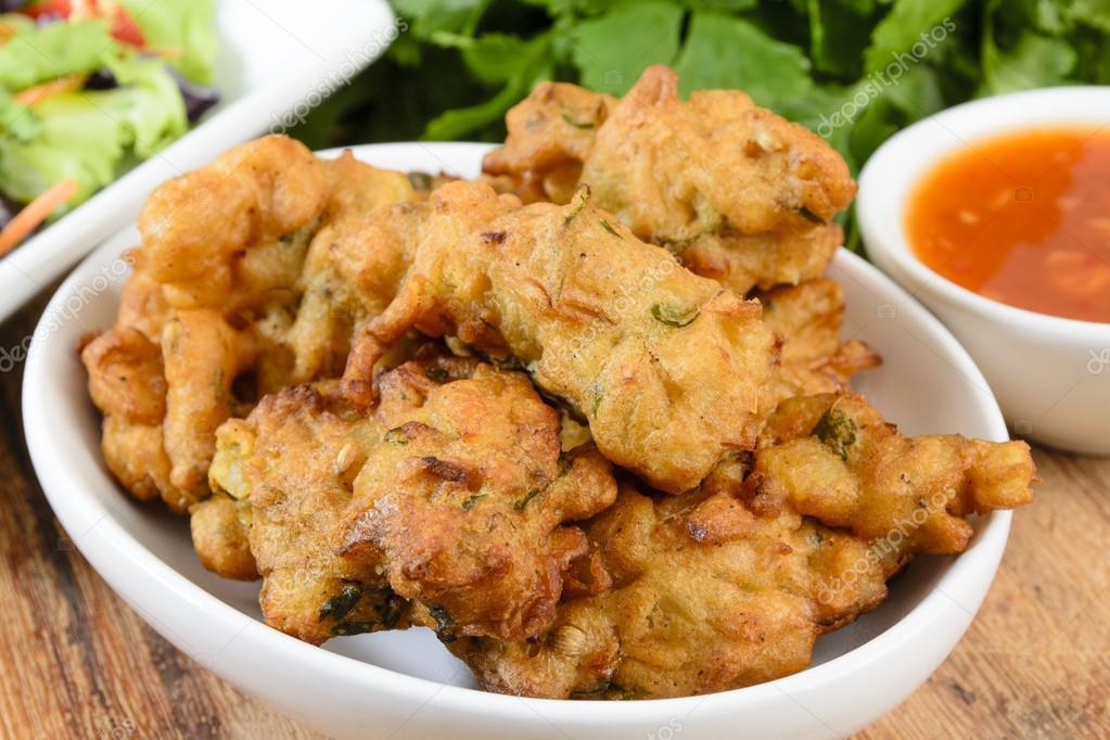 Vegetable Pakora or Bhaji