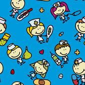 Fotografie Kids pattern