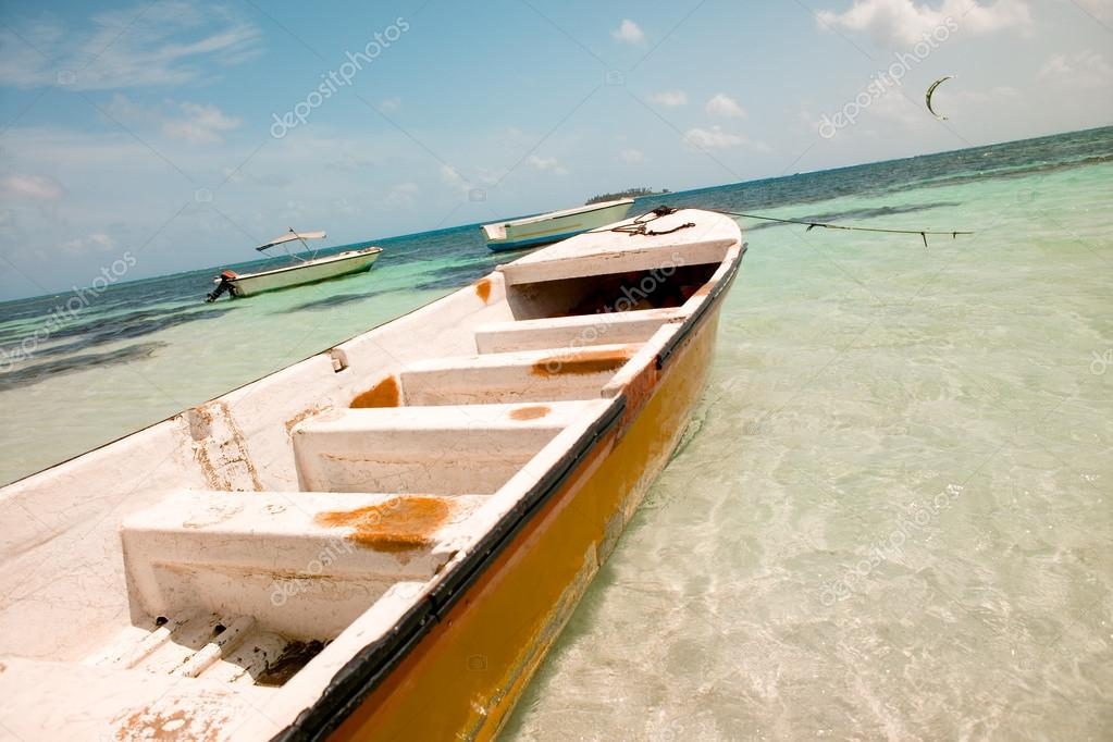 Boats at Colombia