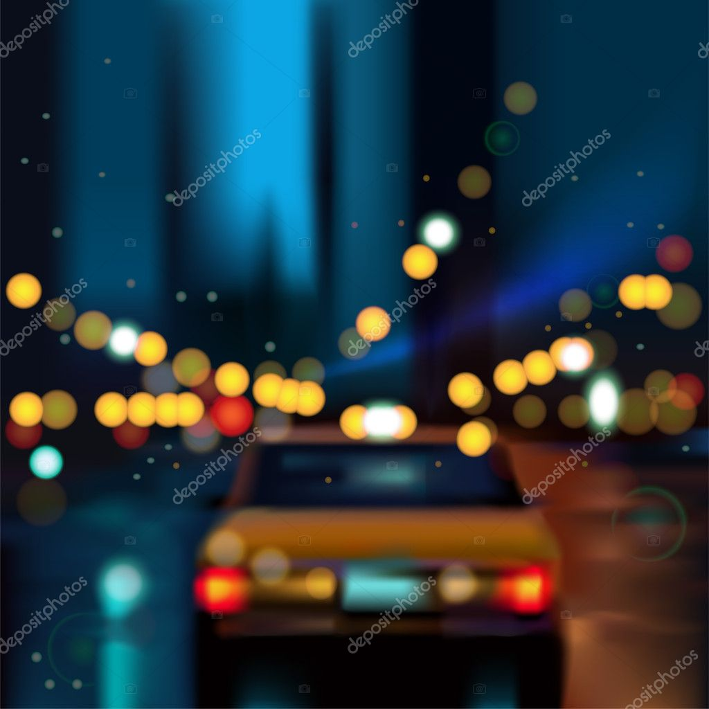 Abstract auto black and white blur car city dark Free stock photos ...