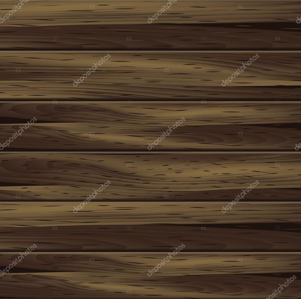 Wood background. Vector image