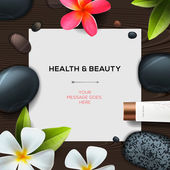 Šablona zdraví a krásy