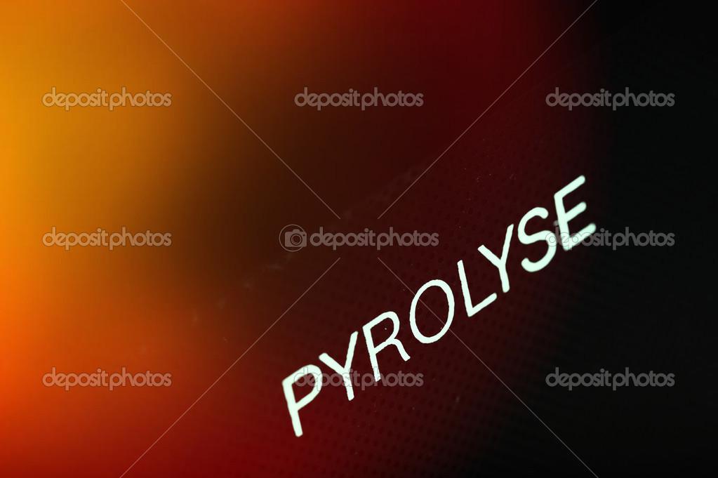 Vue Du Four à Pyrolyse Photographie Pixinooo 35079475