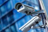 Fotografia telecamera di sicurezza e video urbano