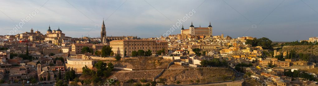 The ancient city Toledo