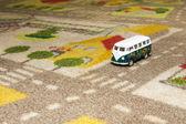 Fényképek Játékautó (busz), a szőnyeg