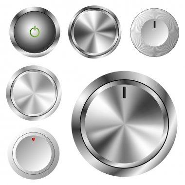 Volume knob set