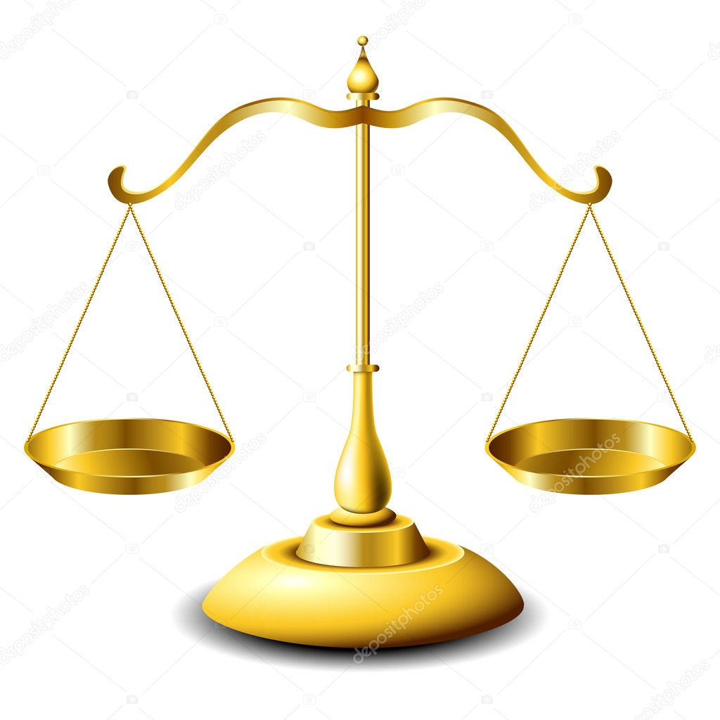 depositphotos_17405057 stock illustration scales of justice