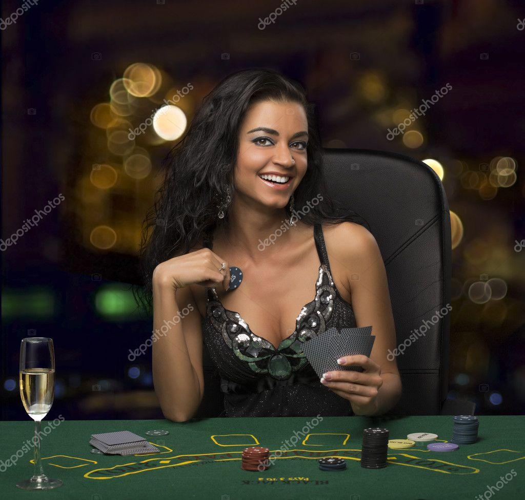 казино с девушками