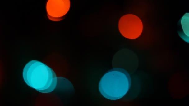vánoční osvětlení pozadí