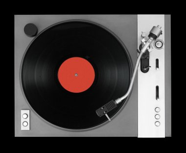 LP player