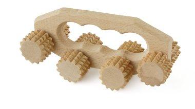wooden massager