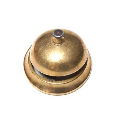 Antique Hotel Bell Ringer
