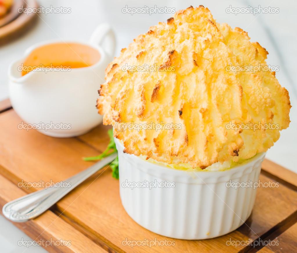 Peynirli Sufle