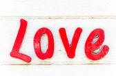 Photo Love sign