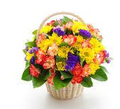 Photo Flower basket