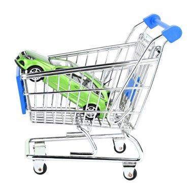 Car shopping cart