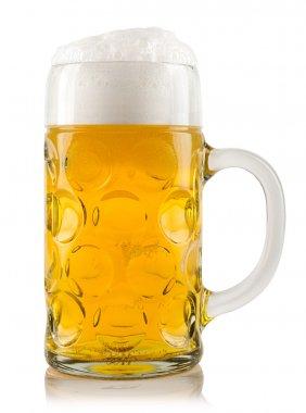 German Oktoberfest beer