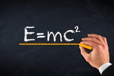 Theory of relativity emc2