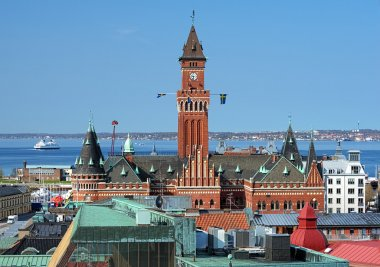 City Hall of Helsingborg, Sweden