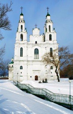 Saint Sophia Cathedral in Polotsk