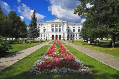 Main building of Tomsk State University, Russia