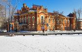 budování regionální muzeum irkutsk