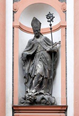 Statue of St. Adalbert, Kutna Hora, Czech Republic