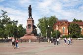 Památník Alexandra iii v Irkutsku