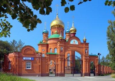 Seraphim of Sarov Church in Yekaterinburg, Russia