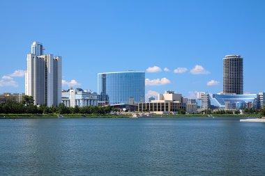 View of Yekaterinburg-City, Russia