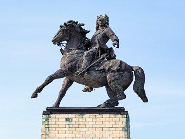 Monument of Vasily Tatishchev in Togliatti