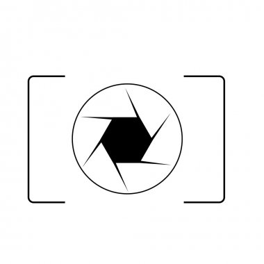 Abstract Photography logo