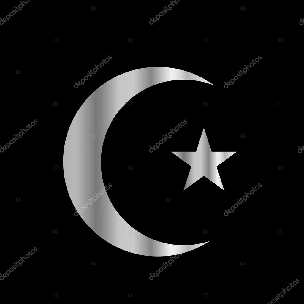 Symbol of islam stock vector sanayamirza 19552803 symbol of islam stock vector buycottarizona Gallery