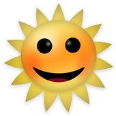 Happy slunce