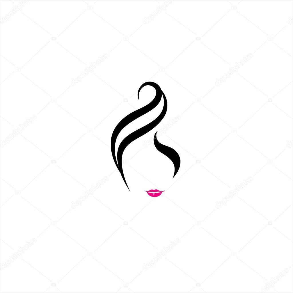 Hairstyle logo 3